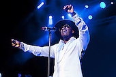Anthony Hamilton at Summer Spirit Festival 2015
