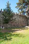 Walls of D. Fernando/Fernandina Wall is a medieval castle located in Porto, Portugal
