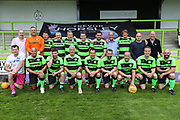 Forest Green Legends during the Trevor Horsley Memorial Match held at the New Lawn, Forest Green, United Kingdom on 19 May 2019.