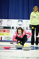 Heather Nedohin The 2011 GP Car and Home Players' Championship ran April 12-17 at the Crystal Centre, Grande Prairie, AB..11-04-12, Photo Randy Vanderveen, Grande Prairie, Alberta.