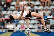 Mariya Lasitskene (ANA) competes in High Jump Women during the Meeting de Paris 2018, Diamond League, at Charlety Stadium, in Paris, France, on June 30, 2018 - Photo Julien Crosnier / KMSP / ProSportsImages / DPPI