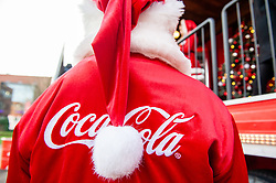 December 18, 2018 - Nijmegen, Netherlands - On December 18th, in Nijmegen, Netherlands. Now in its eighth year, Coca-Cola's Christmas Truck Tour has delighted thousands of visitors across the country with many more visitors expected to experience the magic in 2018. This year, as well as celebrating the magic that the Coca-Cola Truck Tour brings to Christmas, each Truck Tour stop will encourage consumers to recycle their cans, in line with Coca-Cola's World Without Waste global commitment to collect and recycle a bottle or can for each one sold by the year 2030. Often said to mark the official start of Christmas, and a regular feature of the festive TV schedule, the famous 'Holidays Are Coming' advert will also return to Dutch screens once again.  .December 18th, Nijmegen. Now in its eighth year, Coca-Cola's Christmas Truck Tour has delighted thousands of visitors across the country with many more visitors expected to experience the magic in 2018. This year, as well as celebrating the magic that the Coca-Cola Truck Tour brings to Christmas, each Truck Tour stop will encourage consumers to recycle their cans, in line with Coca-Cola's World Without Waste global commitment to collect and recycle a bottle or can for each one sold by the year 2030. Often said to mark the official start of Christmas, and a regular feature of the festive TV schedule, the famous 'Holidays Are Coming' advert will also return to Dutch screens once again. .December 18th, Nijmegen. Now in its eighth year, Coca-Cola's Christmas Truck Tour has delighted thousands of visitors across the country with many more visitors expected to experience the magic in 2018. This year, as well as celebrating the magic that the Coca-Cola Truck Tour brings to Christmas, each Truck Tour stop will encourage consumers to recycle their cans, in line with Coca-Cola's World Without Waste global commitment to collect and recycle a bottle or can for each on