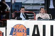 Europei Roma 1991 - Pierluigi Marzorati, Toto Bulgheroni