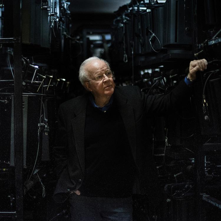Douglas Trumbull, réalisateur, FIFAM 2016