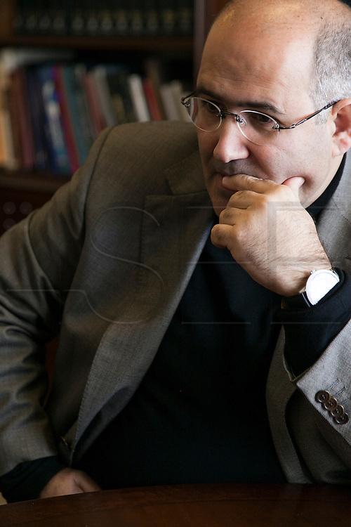 philosopher, writer and priest, José Tolentino Mendonça