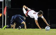 OC Men's Soccer vs St. Gregory's Univ - 9/23/2013