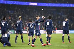 January 23, 2019 - Paris, France - 11 ANGEL DI MARIA (PSG) - JOIE (Credit Image: © Panoramic via ZUMA Press)