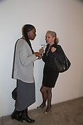 KAREN ALEXANDER; JACQUI DAVIES, Playtime, Isaac Julien, Victoria Miro Gallery. Wharf Rd. London. 23 January 2014