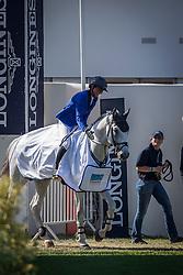 Leprevost Pénélope (FRA) - Mylord Carthago HN <br /> Longines Jumping International La Baule 2014<br /> © Hippo Foto - Dirk Caremans