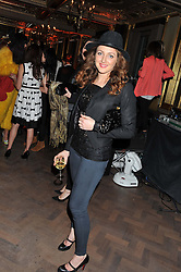 NATASHA CORRETT at the Baileys Spirited Women party at Cafe Royal Hotel, Regent's Street, London on 21st March 2013.