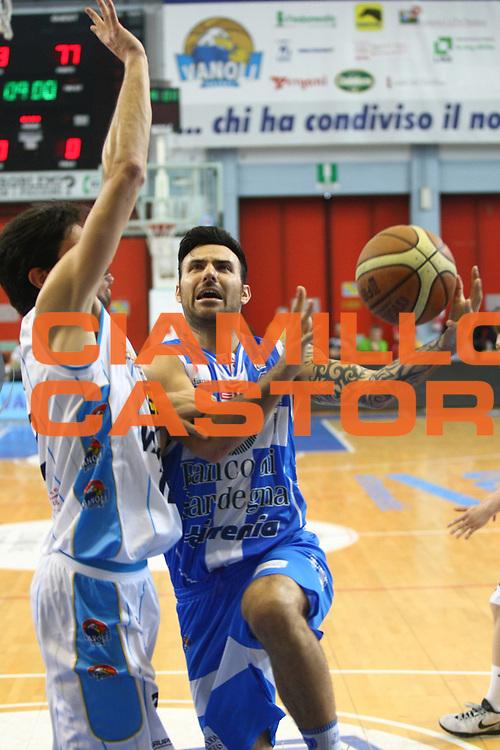 DESCRIZIONE : Cremona Lega A 2014-2015 Vanoli Cremona Banco di Sardegna Dinamo Sassari<br /> GIOCATORE : Brian Sacchetti<br /> SQUADRA : Banco di Sardegna Dinamo Sassari<br /> EVENTO : Campionato Lega A 2014-2015<br /> GARA : Vanoli Cremona Banco di Sardegna Dinamo Sassari<br /> DATA : 10/05/2015<br /> CATEGORIA : Tiro Penetrazione<br /> SPORT : Pallacanestro<br /> AUTORE : Agenzia Ciamillo-Castoria/F.Zovadelli<br /> GALLERIA : Lega Basket A 2014-2015<br /> FOTONOTIZIA : Cremona Campionato Italiano Lega A 2014-15 Vanoli Cremona Banco di Sardegna Dinamo Sassari<br /> PREDEFINITA : <br /> F Zovadelli/Ciamillo
