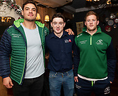 Connacht Rugby at King's head