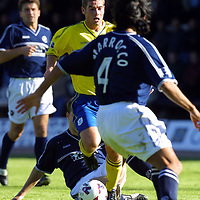 Dundee v St Johnstone.... 8.9.01<br />