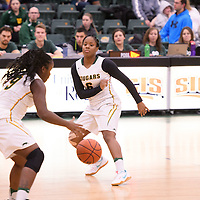 Sisters Kyanna(9) and Kyia Giles (6) in action during the home game on December  2 at Centre for Kinesiology, Health and Sport. Credit: Arthur Ward/Arthur Images