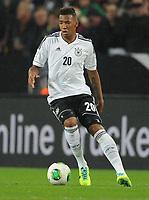 Fotball<br /> Tyskland v Irland<br /> 11.10.2013<br /> Foto: Witters/Digitalsport<br /> NORWAY ONLY<br /> <br /> Jerome Boateng (Deutschland) <br /> <br /> Fussball, WM-Qualifikation, Deutschland - Irland 3:0