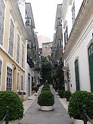 Macau streets