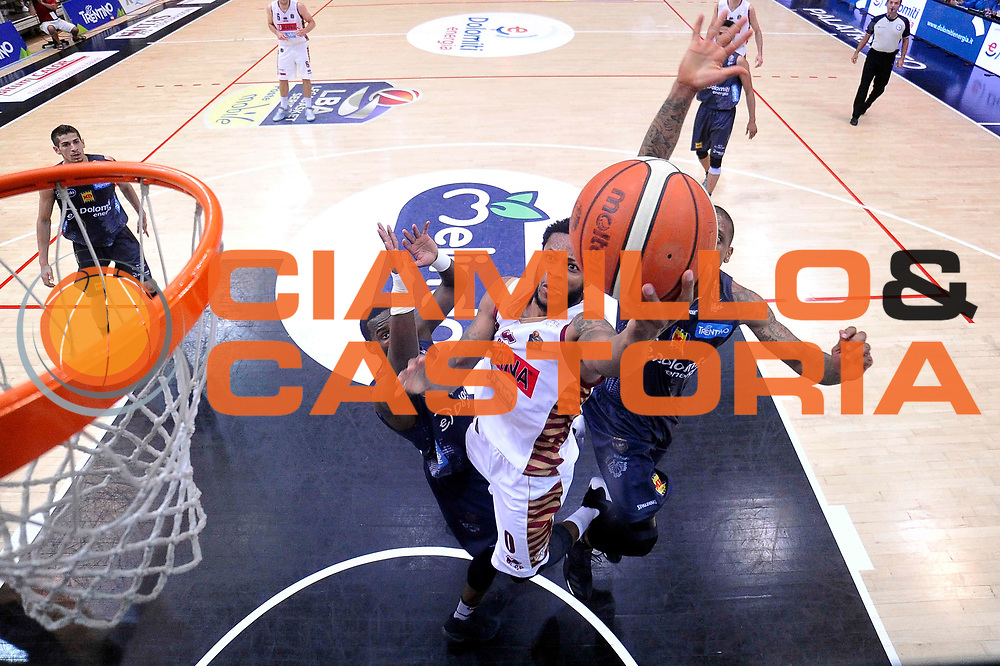 MarQuez Haynes<br /> Dolomiti Energia Aquila Basket Trento - Umana Reyer Venezia<br /> Lega Basket Serie A 2016/2017<br /> Playoff, finale gara 3<br /> Trento, 14/06/2017<br /> Foto Ciamillo-Castoria