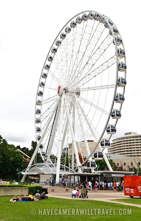Ferris Wheel at Southbank