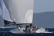 07_006072 © Sander van der Borch. Hyres - FRANCE,  12 September 2007 . BREITLING MEDCUP  in Hyres  (10/15 September 2007). Races 3, 4 & 5.