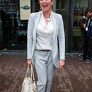 NLD/Amsteram/20121024- Presentatie biografie Joop van den Ende, Inge Iepenburg