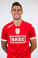 Standard's Jorge Teixeira pictured during the 2015-2016 season photo shoot of Belgian first league soccer team Standard de Liege, Monday 13 July 2015 in Liege.