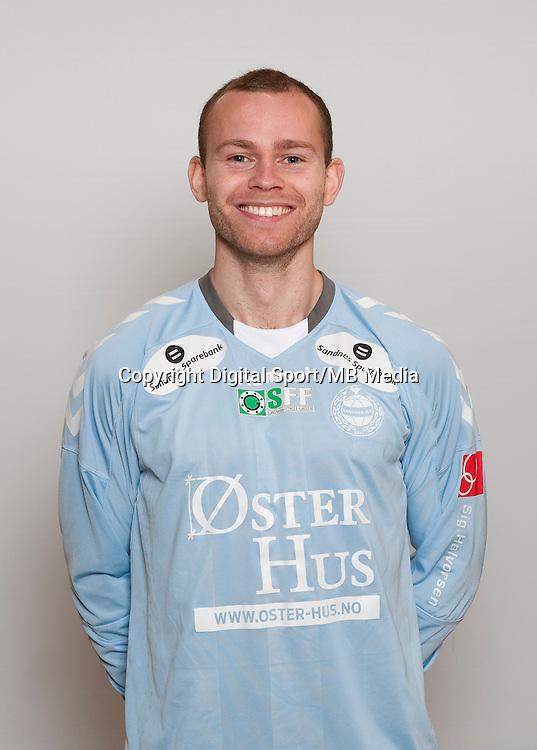 Fotball , Tippeligaen 2013 , Eliteserien , portrett , portretter , Sandnes Ulf , Steinth&ograve;r Thorsteinsson<br /> Foto: Astrid M. Nordhaug