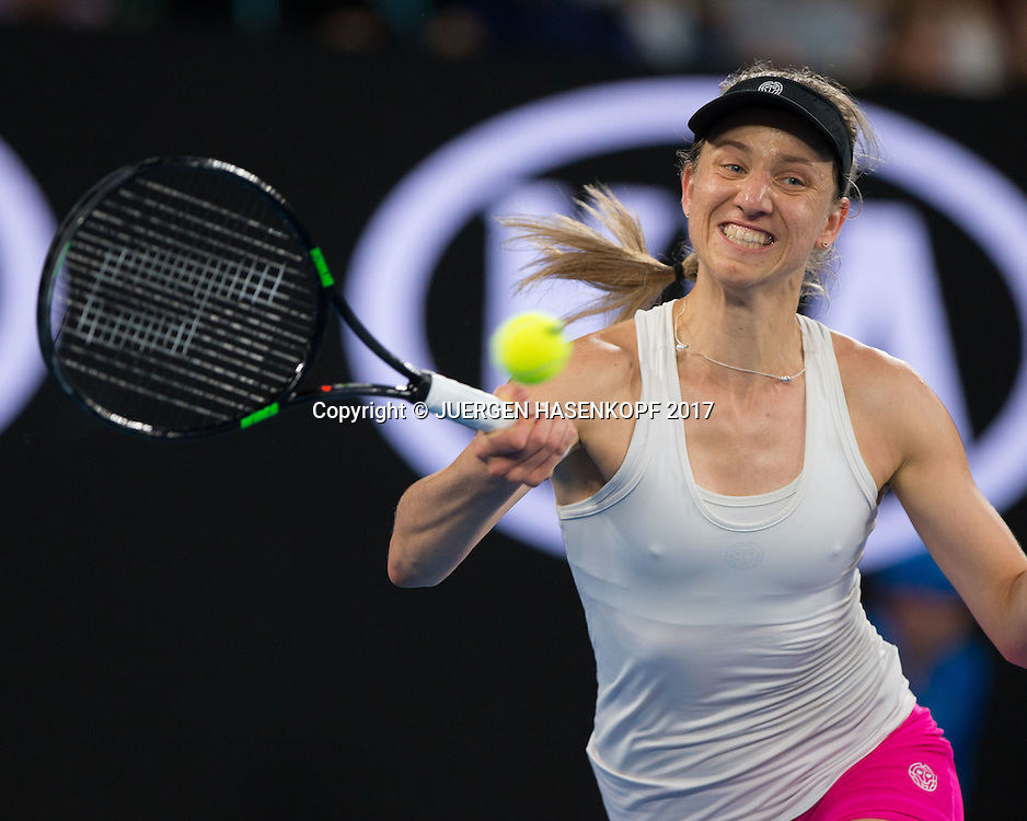 MONA BARTHEL (GER)<br /> <br /> Australian Open 2017 -  Melbourne  Park - Melbourne - Victoria - Australia  - 20/01/2017.