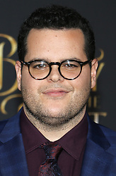Josh Gad at the Los Angeles premiere of 'Beauty And The Beast' held at the El Capitan Theatre in Hollywood, USA on March 2, 2017.