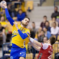 20180224: SLO, Handball - EHF Champions League 2017/18, RK Celje PL vs Aalborg Handball