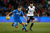 FOOTBALL - SPANISH CHAMP - GETAFE v VALENCIA 031217