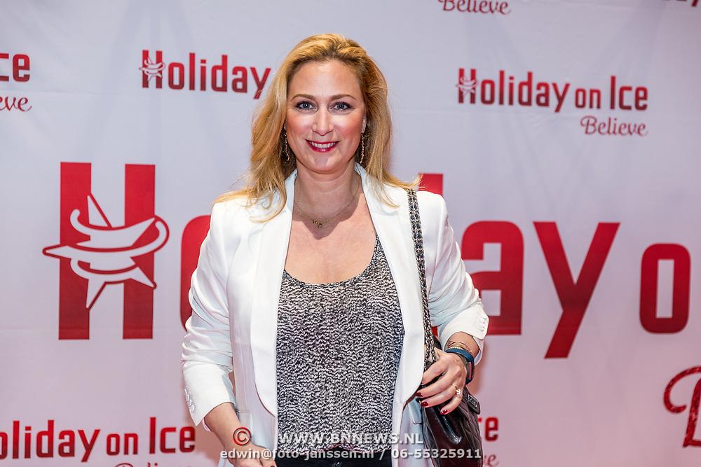 NLD/Utrecht//20170323 - Première 'Believe' van Holiday On Ice, Fabienne de Vries