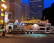 Chop City Food Truck in Portland, Oregon