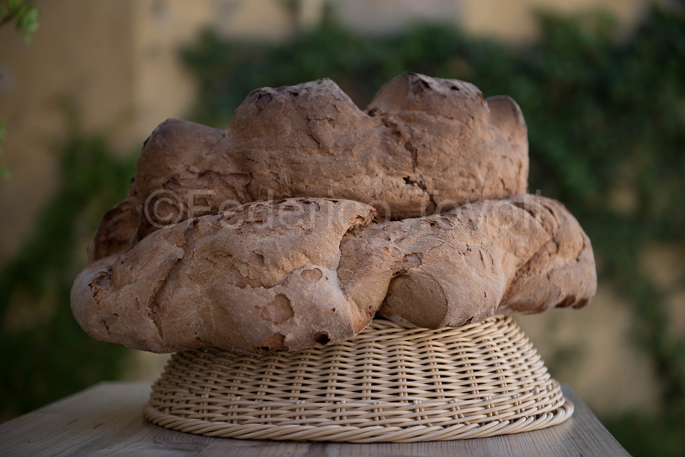 Typical bread of Matera