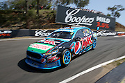 Mark Winterbottom & Steve Owen (Pepsi Max Ford). 2015 Supercheap Auto Bathurst 1000. V8 Supercars Championship Round 10. Mount Panorama, Bathurst NSW. 8-11 October 2015. Photo: Clay Cross / photosport.nz