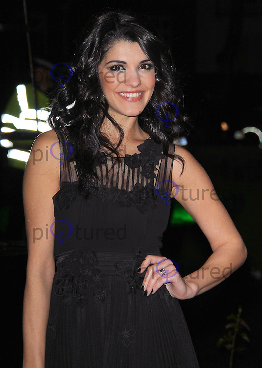 LONDON - DECEMBER 19: Natalie Anderson attends the The Sun Military Awards 'The Millies' at the Imperial War Museum, London, UK on December 19, 2011. (Photo by Richard Goldschmidt)