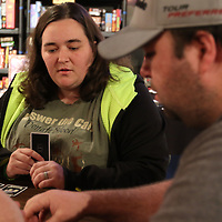 Chelsea Stout plays Drunken Goats with Phillip Taylor Saturday at the Tupelo Game Days at the Link Center