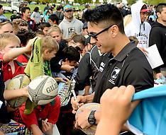 Whangarei-Rugby League, Kiwis visit school tournament