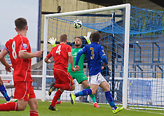 150504 Liverpool U21 v Leicester City U21