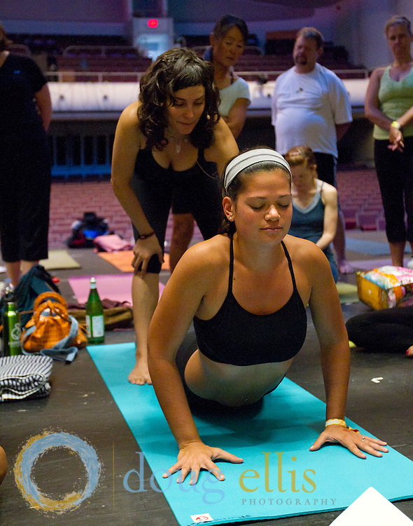 Hanuman Yoga Festival photos, Boulder CO