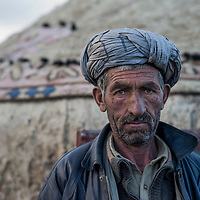 Our horseman. Wakhan Corridor expedition, Afghanistan.