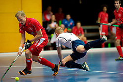 LEIZPIG - WC HOCKEY INDOOR 2015<br /> 05 RUS v SUI (Pool B)<br /> Foto: MICHEL Marco.<br /> FFU PRESS AGENCY COPYRIGHT FRANK UIJLENBROEK