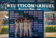 Giudici<br /> Criteria Nazionali Riccione 2019<br /> Photo D.Montano/ Deepbluemedia/Insidefoto