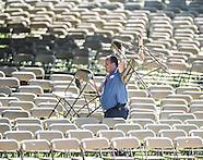 um-graduation chairs
