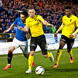 Livingston v Rangers | Scottish Championship | 15 April 2015