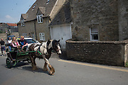 Stow on the Wold  Horse Fair, Maugersbury Stow on the Wold . 12 May 2016<br />  This is a traditional fair for gypsies to meet up and trade and it dates back to a  Charter  being granted in 1476