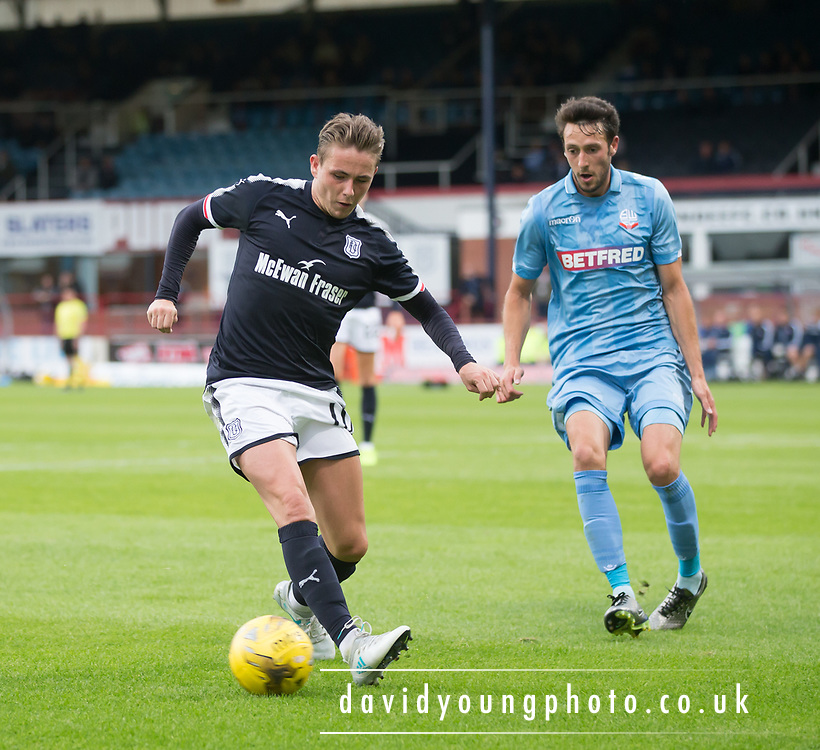 Dundee's Scott Allan - Dundee v Bolton Wanderers pre-seson friendly at Dens Park, Dundee, Photo: David Young<br /> <br />  - © David Young - www.davidyoungphoto.co.uk - email: davidyoungphoto@gmail.com