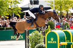 Hendrickx Dominique, BEL, Koriano van Klapscheut<br /> Brussels Stephex Masters<br /> © Hippo Foto - Sharon Vandeput<br /> 1/09/19
