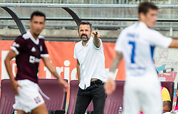 Dušan Kosič, head coach of Celje during football match between NK Triglav and NK Celje in 7th Round of Prva liga Telekom Slovenije 2019/20, on August 25, 2019 in Sports park, Kranj, Slovenia. Photo by Vid Ponikvar / Sportida