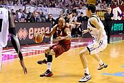 DESCRIZIONE : Venezia Lega A 2014-15 Umana Venezia Granarolo Bologna<br /> GIOCATORE : Jarrius Jackson<br /> CATEGORIA : palleggio<br /> SQUADRA : Umana Venezia<br /> EVENTO : Campionato Lega A 2014-2015<br /> GARA : Umana Venezia Granarolo Bologna<br /> DATA : 08/03/2015<br /> SPORT : Pallacanestro <br /> AUTORE : Agenzia Ciamillo-Castoria/M.Marchi<br /> Galleria : Lega Basket A 2014-2015 <br /> Fotonotizia : Venezia Lega A 2014-15 Umana Venezia Granarolo Bologna