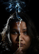 ENTERTAINMENT - Shakara Walley. She is the Director/Producer of Confessions of a Pyromaniac, graduated Aboriginal theatre at WAAPA